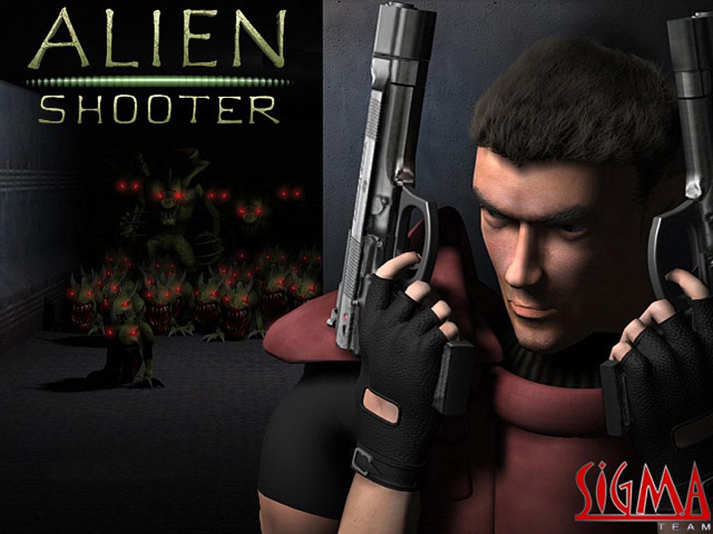 Game Perang Game Alien Shooter PC Ringan